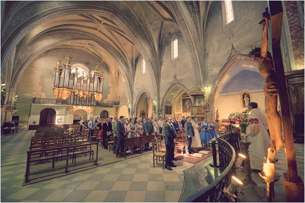 church wedding South West France
