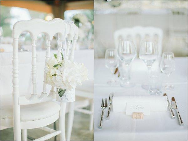 classic white wedding ideas