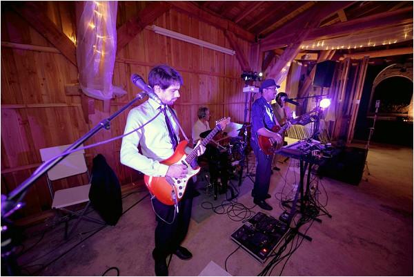 evening wedding band france