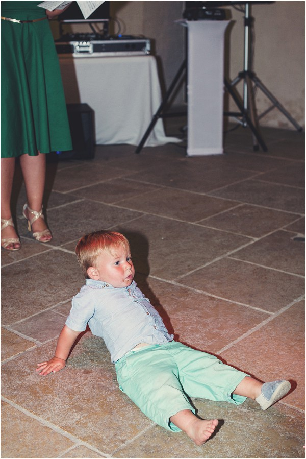 fun children at weddings