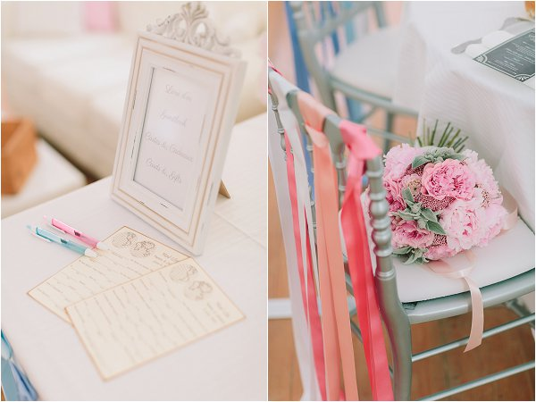 injecting colour into your wedding style