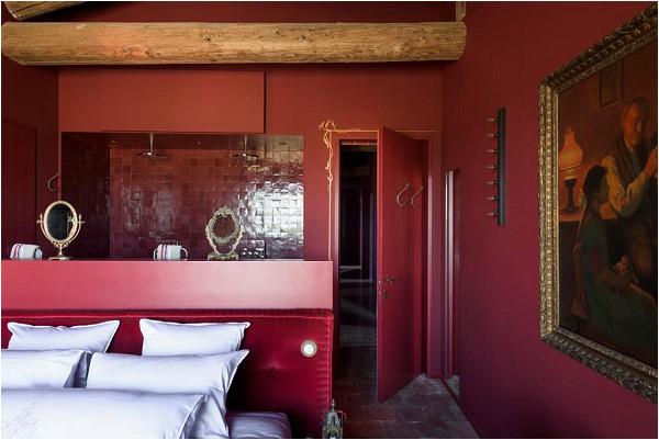 luxury accommodation Languedoc France