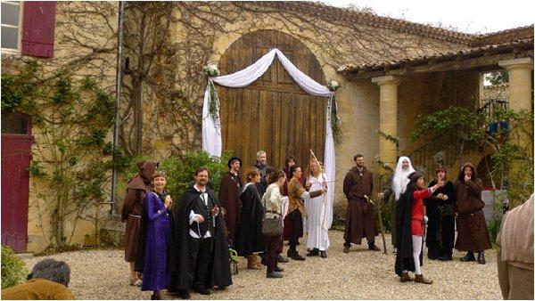 medieval wedding venue