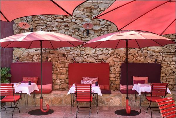 outdoor wedding venue France