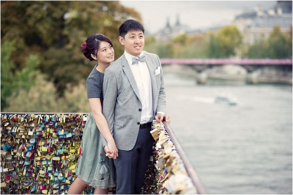 pre-wedding photography session