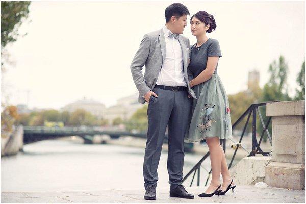 wedding portrait session Paris