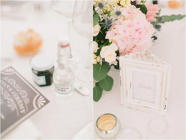 romantic pastel fine art wedding