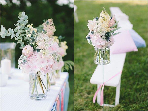 spring garden wedding ideas