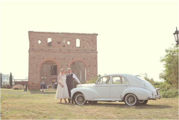 unique wedding venue France