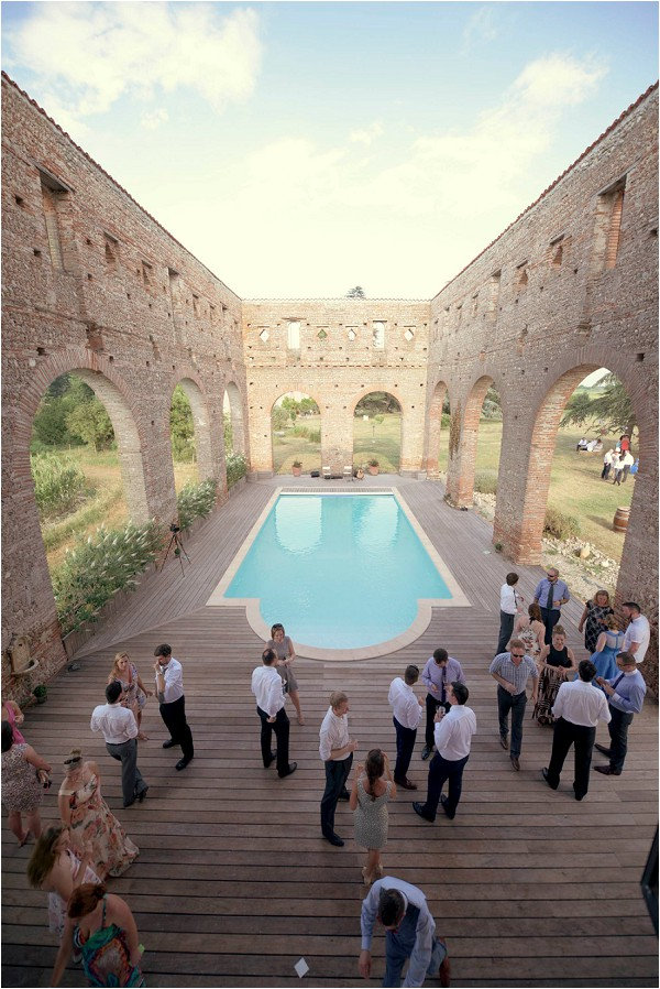 unusual wedding venue in France
