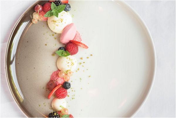 wedding food ideas France