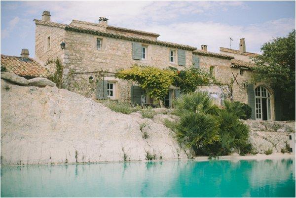 wedding villa in Provence