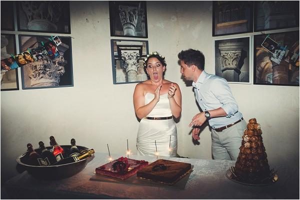 things go wrong at weddings