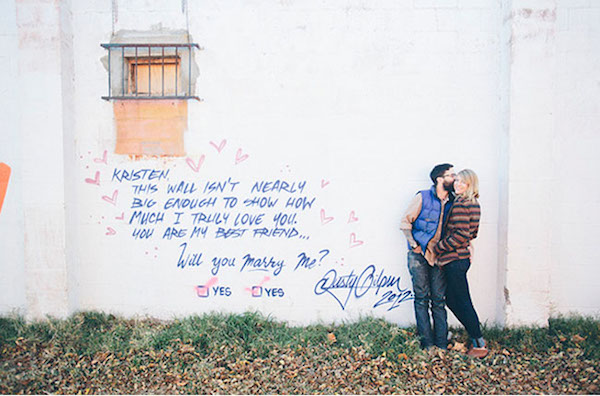 Graffiti-Marry-me-question