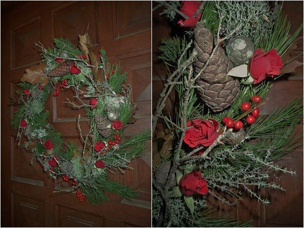 DIY Door Wreath