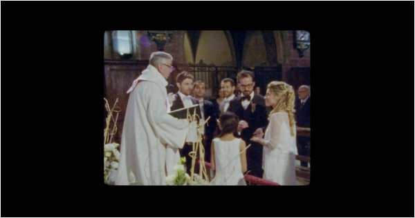 Destination Weddings Super 8 film