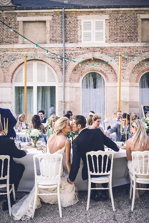 French wedding weekend ideas