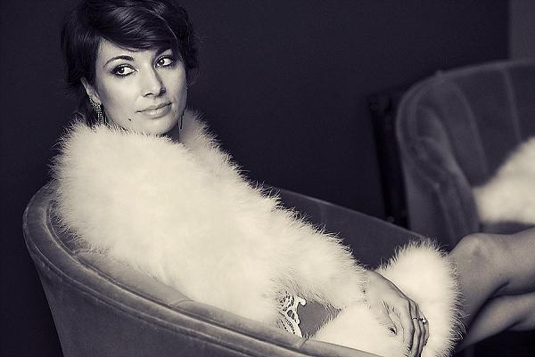 Hotel Providence boudoir shoot