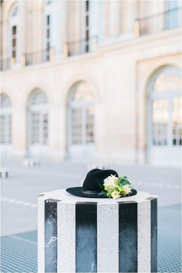 Milliner in Paris