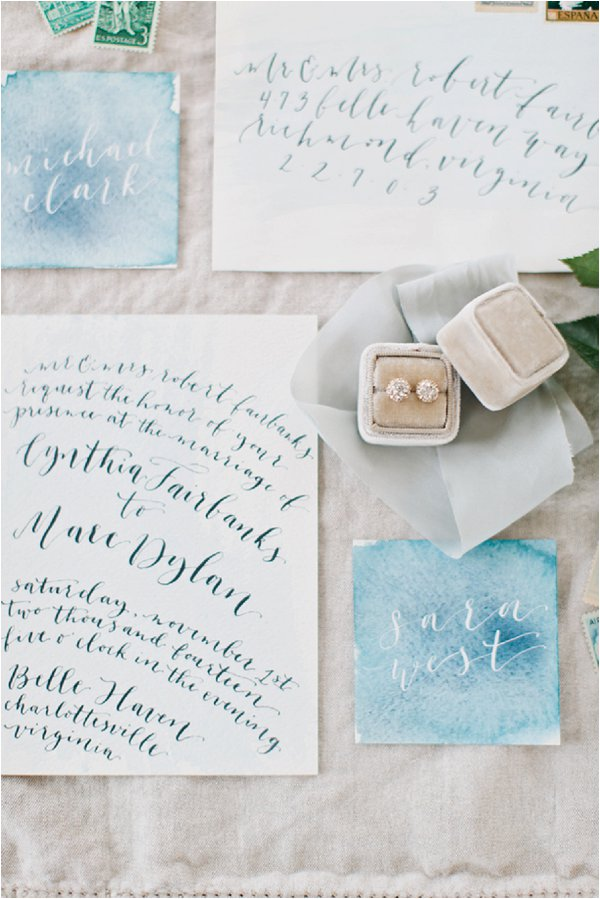 beautiful calligraphy by The Weekend Type