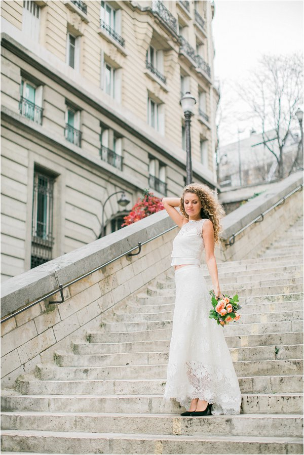 bottichelli inspired bride