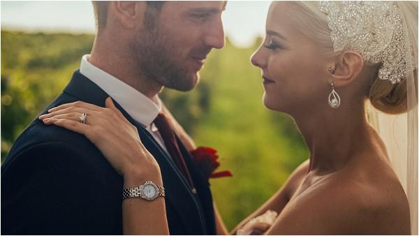 cinematic wedding videographer