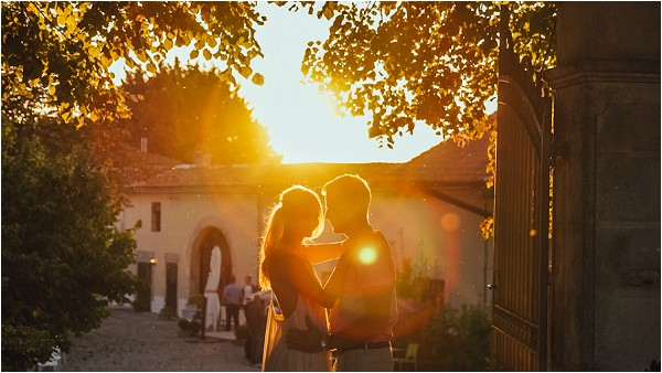 dream wedding in South of France