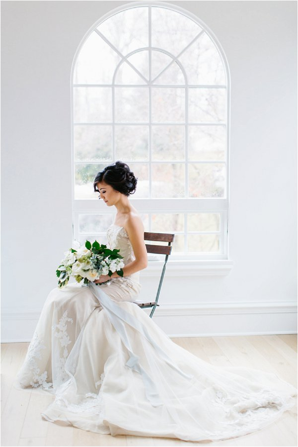 fine art bridal portraits