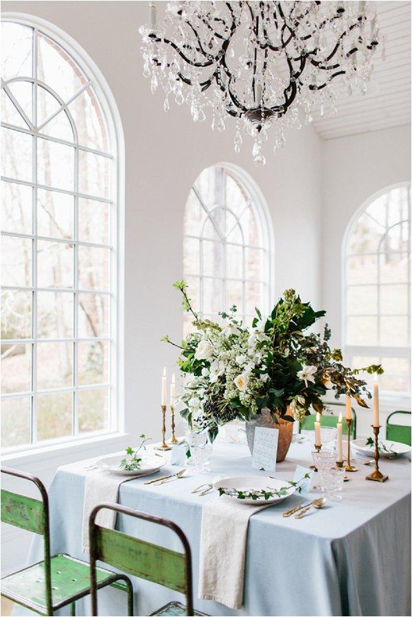 romantic elegant winter wedding ideas