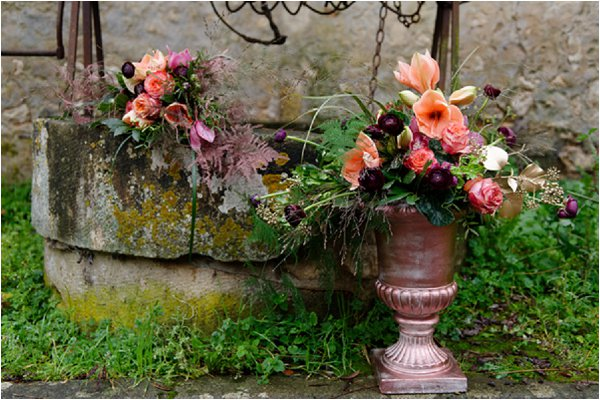 wedding flowers for winter