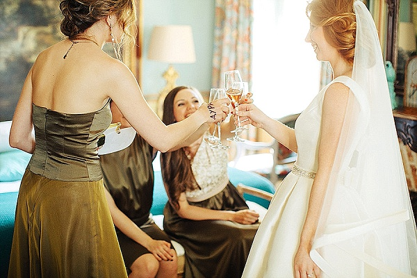 Bridal suite ideas