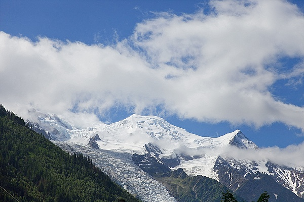 Chamonix Mont-Blanc wedding