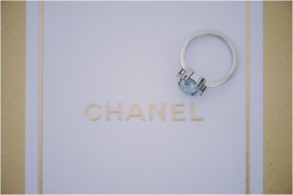 Chanel engagement ring