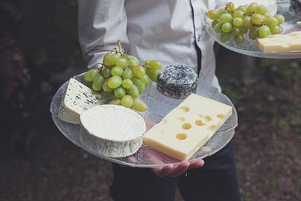 Cheese board wedding course