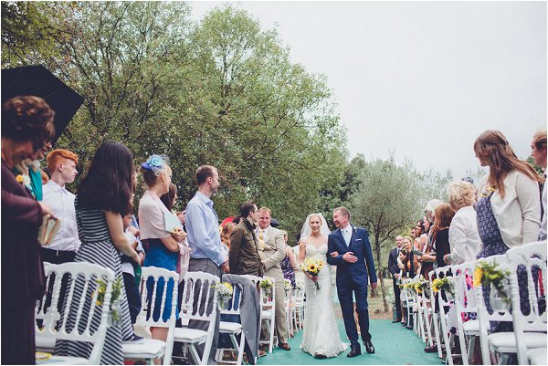Countryside Wedding in France