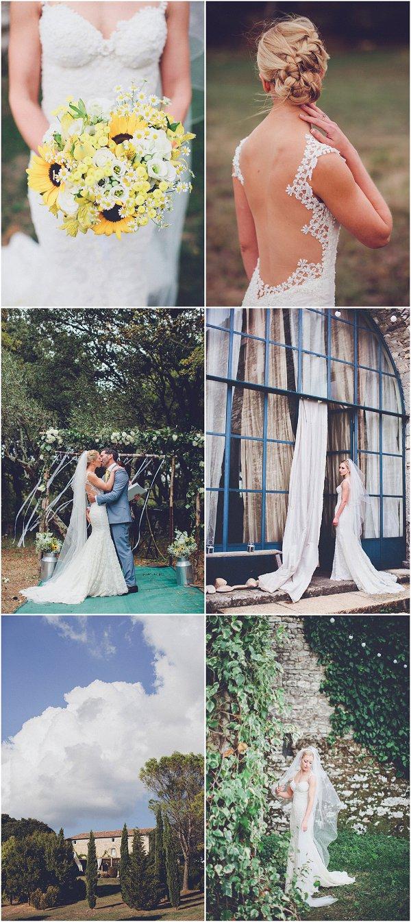 Elegant Countryside Wedding in France Ideas