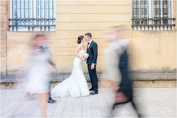 Elegant French Wedding