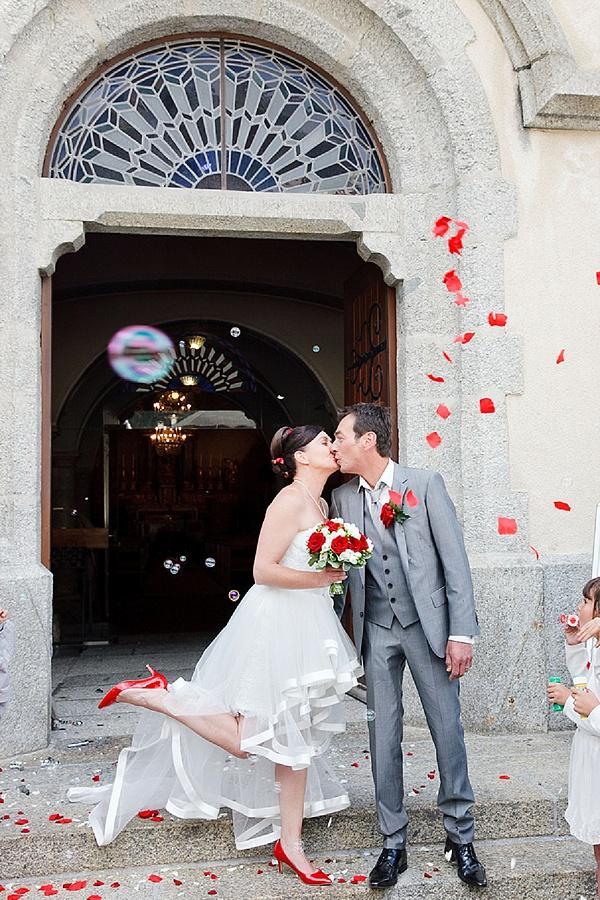Fun Pronuptia wedding dress
