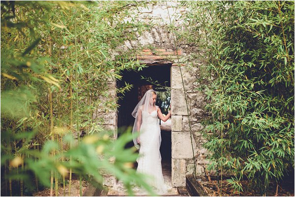 Galia Lahav wedding dress in France