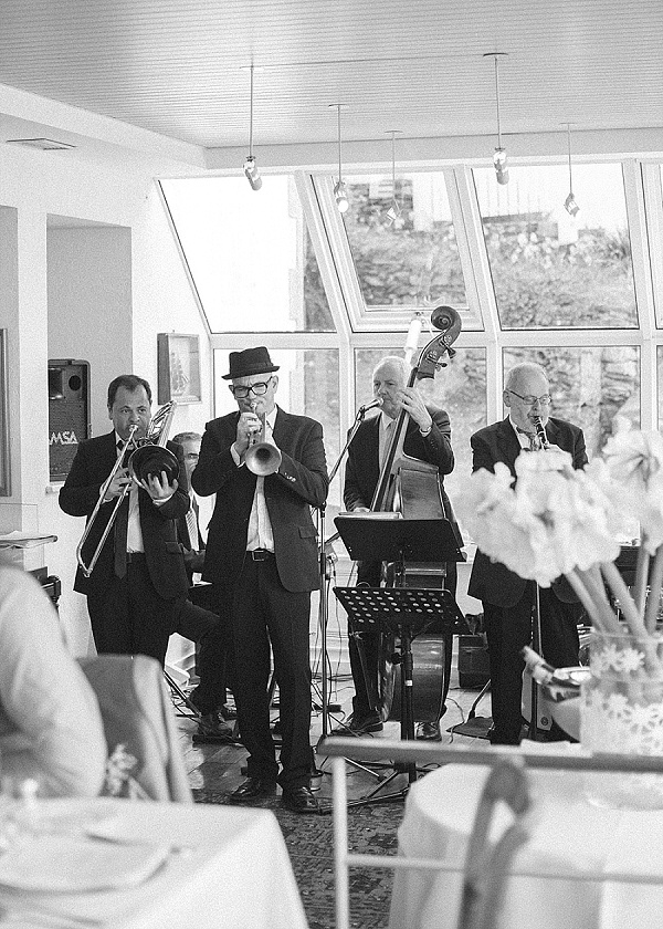 Jass band wedding day entertainment