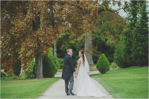 Lucinda & Zach wedding day