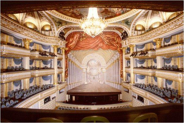 Opera Bordeaux France