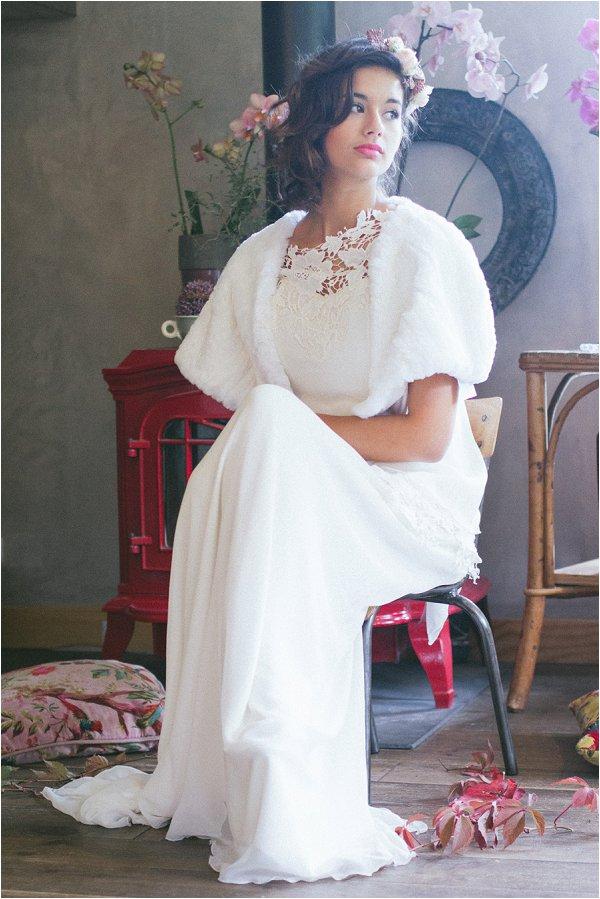 Rose French Wedding Inspiration