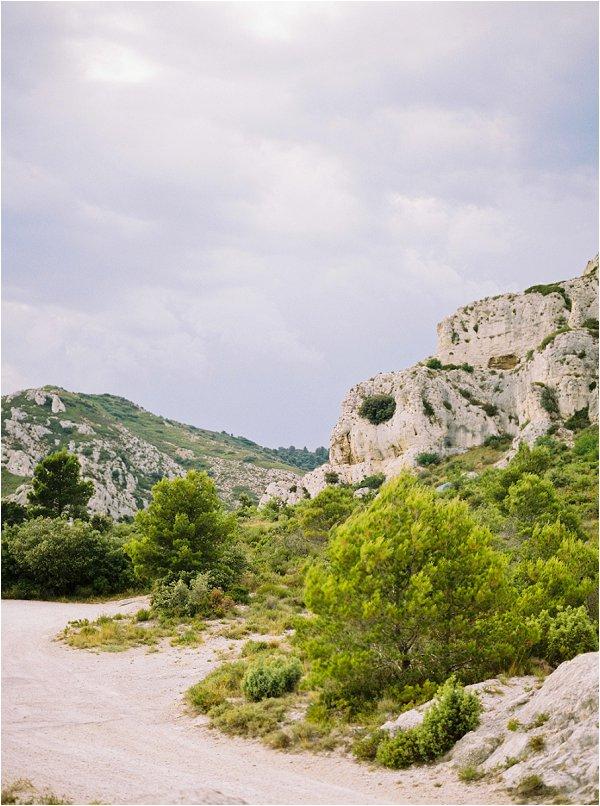 Provence landscape Alexander James