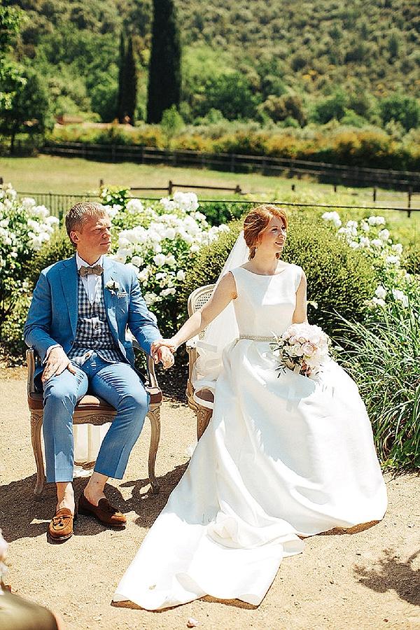 Provence wedding ceremony ideas