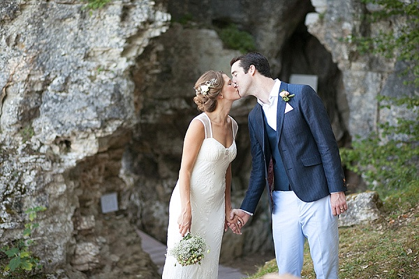 Relaxed Romantic Wedding in Dordogne Valley