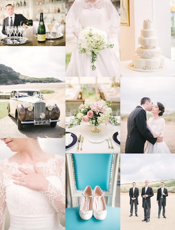 Springtime Brittany Wedding Snapshot
