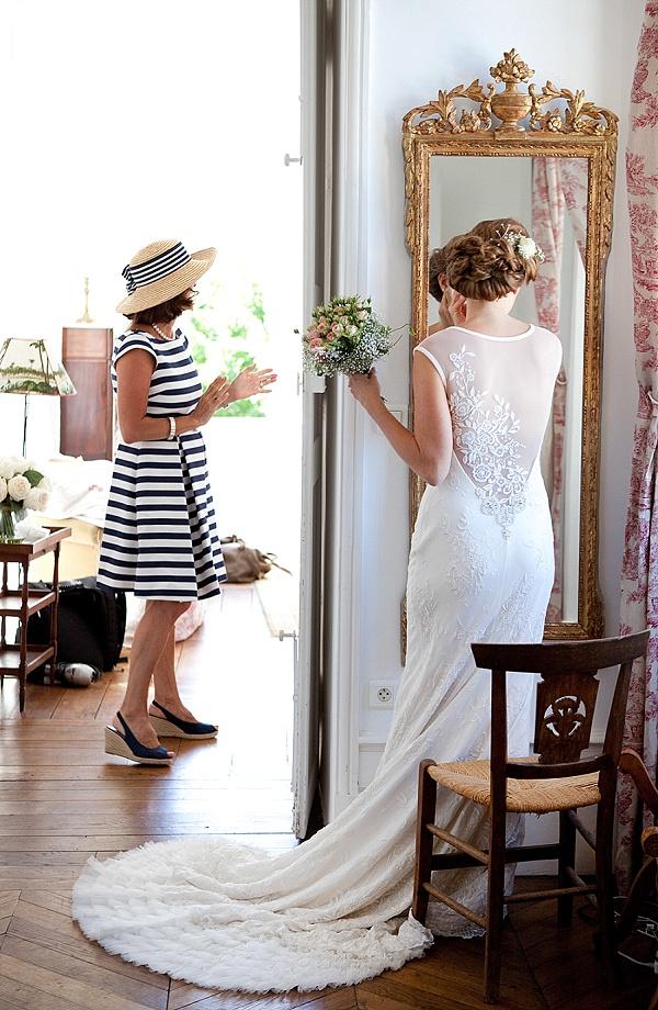 Stunning Patrick Casey Wedding Dress