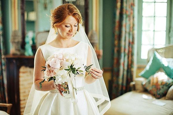 Sweet & Rustic Provencal Wedding