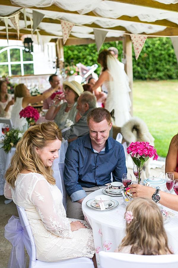 Wedding afternoon tea